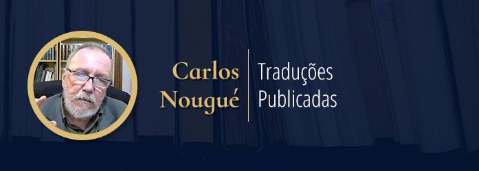 Professor Carlos Nougué - Livros Publicados